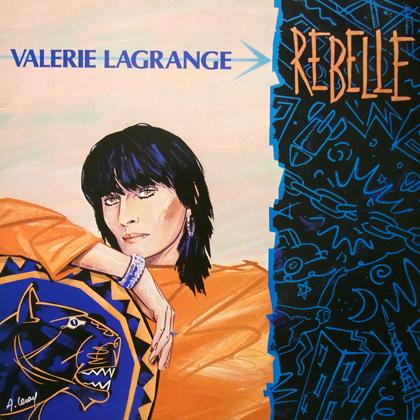 VALERIE LAGRANGE / REBELLE [USED LP]