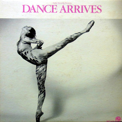 UNKNOWN / DANCE ARRIVES