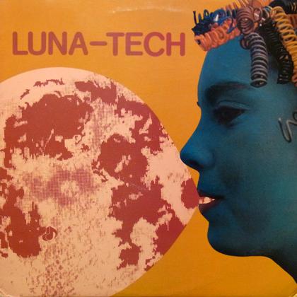 LARRY OWENS / LUNA-TECH [USED LP]