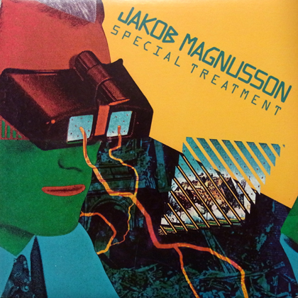 JAKOB MAGNUSSON / SPECIAL TREATMENT [USED LP]