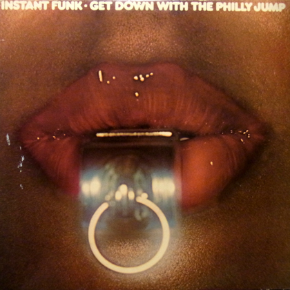 INSTANT FUNK / GET DOWN WITH THE PHILLY JUMP [USED LP]