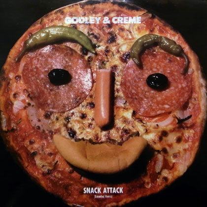 GODLEY & CREME / SNACK ATTACK (REMIX)
