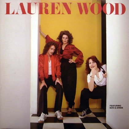 LAUREN WOOD FEATURING NOVI & ERNIE / LAUREN WOOD