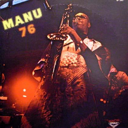MANU DIBANGO / MANU 76