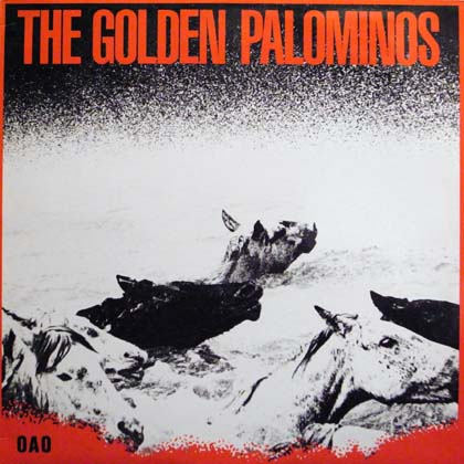 THE GOLDEN PALOMINOS / S.T.