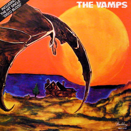 VAMPS, THE / DISCO BLOOD