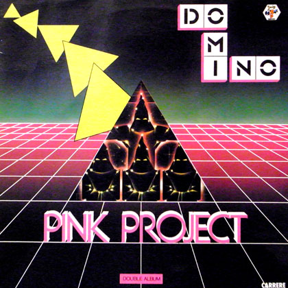 PINK PROJECT / DOMINO