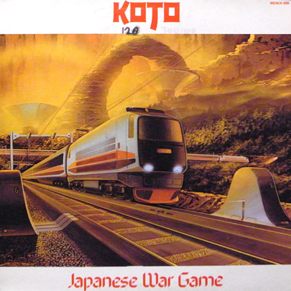 KOTO / JAPANESE WAR GAME