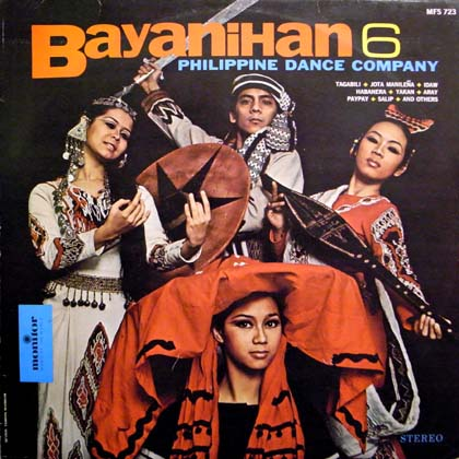 BAYANIHAN PHILIPPINE DANCE COMPANY / BAYANIHAN 6