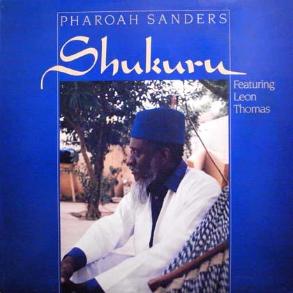 PAHROAH SANDERS / SHUKURU