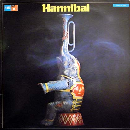 HANNIBAL AND THE SUNRISE ORCHESTRA / HANNIBAL