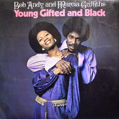 BOB & MARIA / YOUNG GIFTED AND BLACK