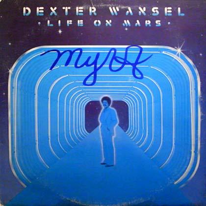 DEXTER WANSEL / LIFE ON MARS