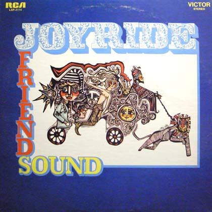 FRIENDSOUND / JOYRIDE