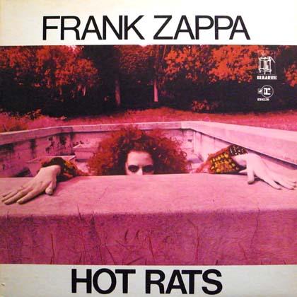FRANK ZAPPA / HOT RATS