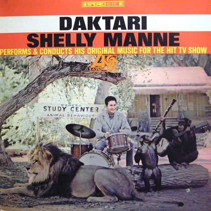 SHELLY MANNE / DAKTARI