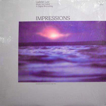 GABRIEL LEE / IMPRESSIONS