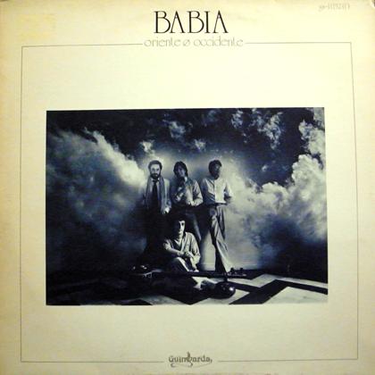 BABIA / ORIENTE - OCCIDENTE