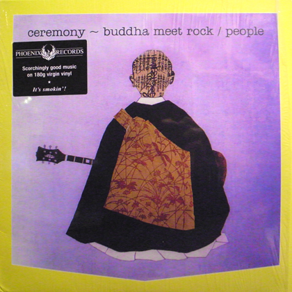 PEOPLE / CEREMONY ~ BUDDHA MEET ROCK