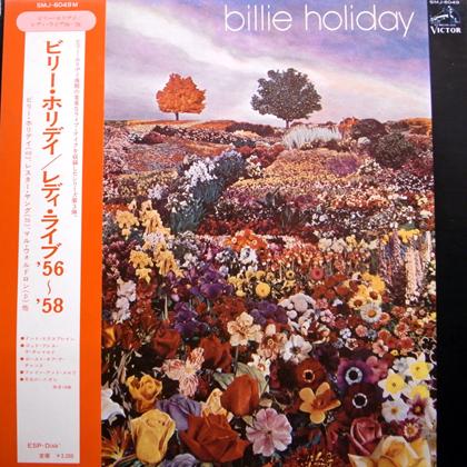 BILLIE HOLYDAY / LADY LIVES VOL.3