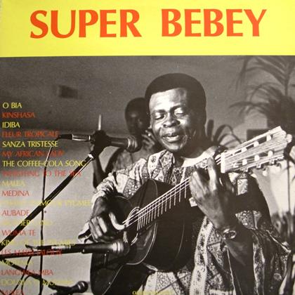 FRANCIS BEBEY / SUPER BEBEY - VINGT PLAGES ENSOLEILLEES