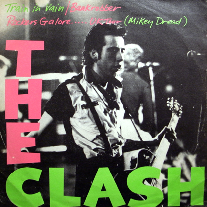 THE CLASH / TRAIN IN VAIN