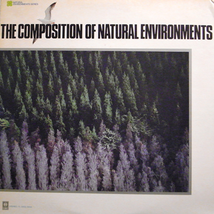 THE COMPOSITION OF NATURAL ENVIRONMENTS
