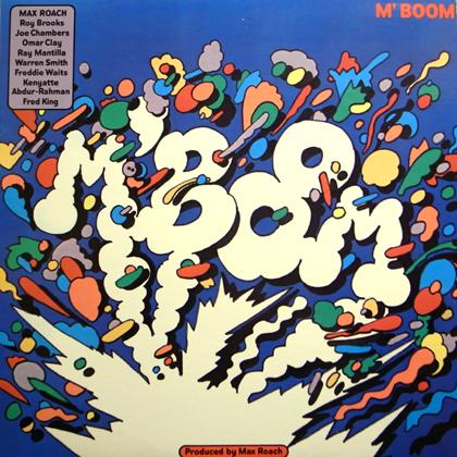 MAX ROACH / M'BOOM