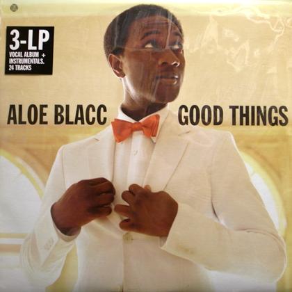 ALOE BLACC / GOOD THINGS