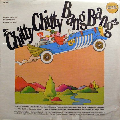THE GOLDEN ORCHESTRA / CHITTY CHITTY BANG BANG