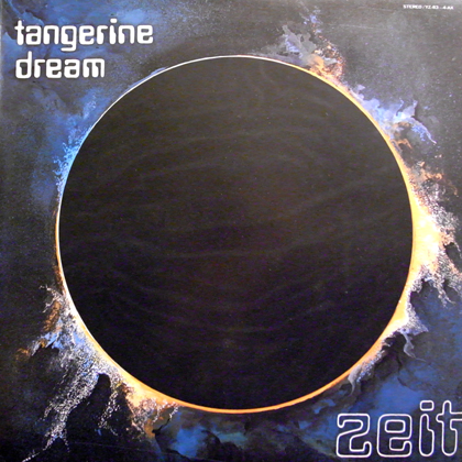 TANGERINE DREAM / ZEIT