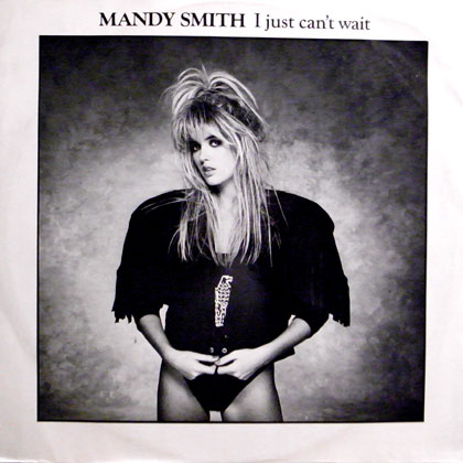 MANDY SMITH / I JUST CAN'T WAIT