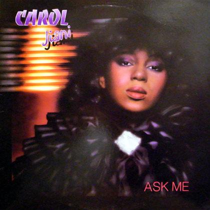 CAROL JIANI / ASK ME