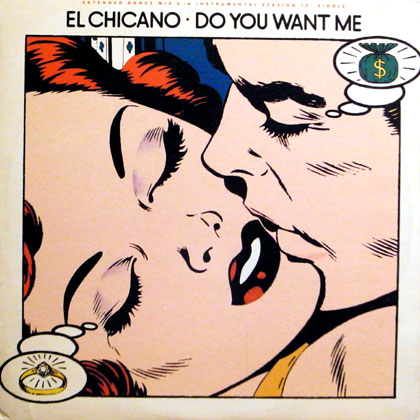 EL CHICANO / DO YOU WANT ME