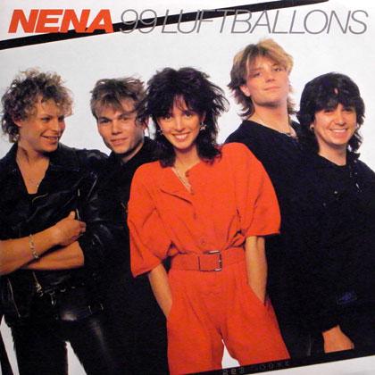 NENA / 99 LUFTBALLONS