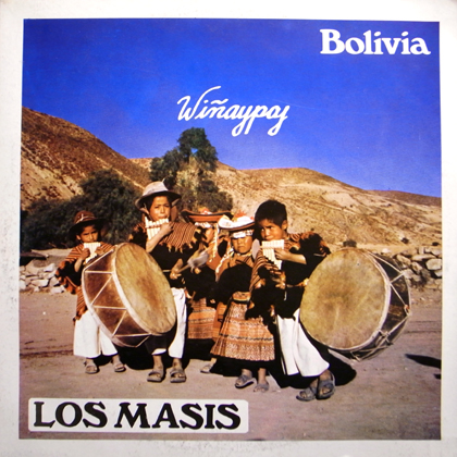 LOS MASIS / WINAYPAJ