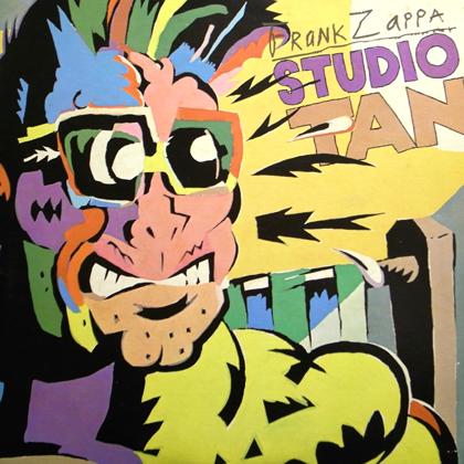 FRANK ZAPPA / STUDIO TAN