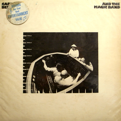 CAPTAIN BEEFHEART AND THE MAGIC BAND / CLEAR SPOT