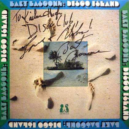 BART BASCONE / DISCO ISLAND