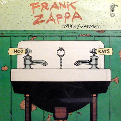 FRANK ZAPPA / WAKA - JAWAKA