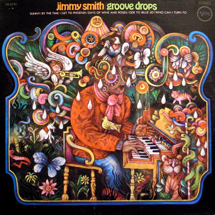 JIMMY SMITH / GROOVE DROPS