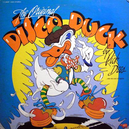 RICK DEES & HIS CAST OF IDIOTS / DISCO DUCK