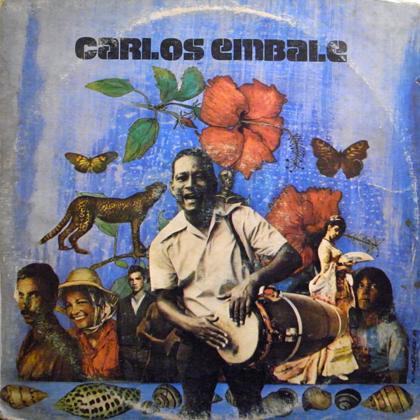 CARLOS EMBALE / S.T.
