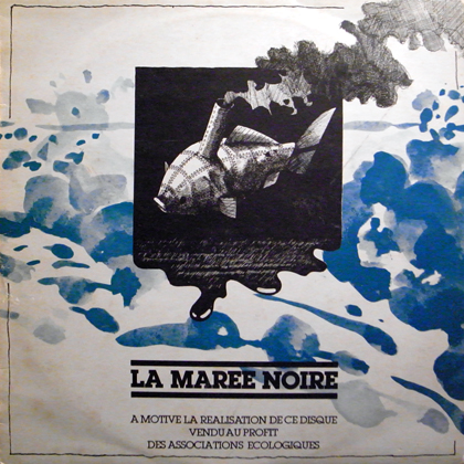 V.A. / LA MAREE NOIRE