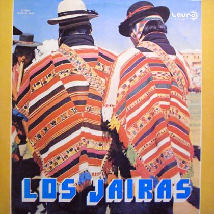 LOS JAIRAS / S.T. ('68)