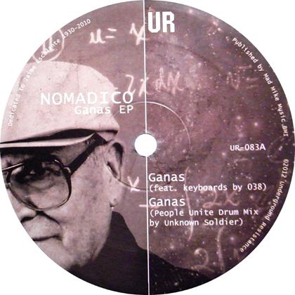 NOMADICO / GANAS EP