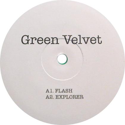 GREEN VELVET / FLASH