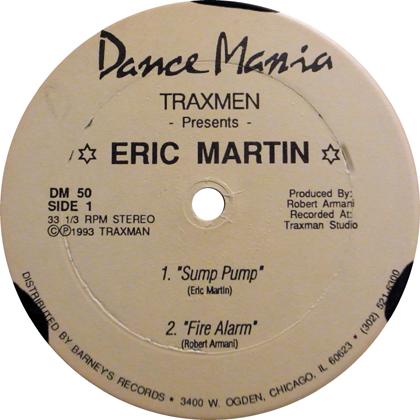 ERIC MARTIN / SUMP PUMP