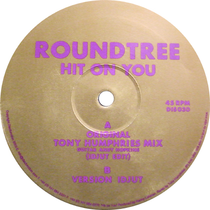 ROUNDTREE / HIT ON YOU
