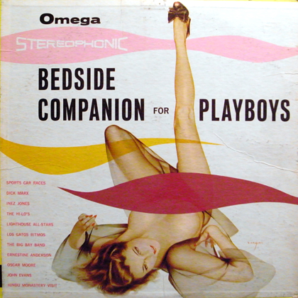 V.A. / BEDSIDE COMPANION FOR PLAYBOYS